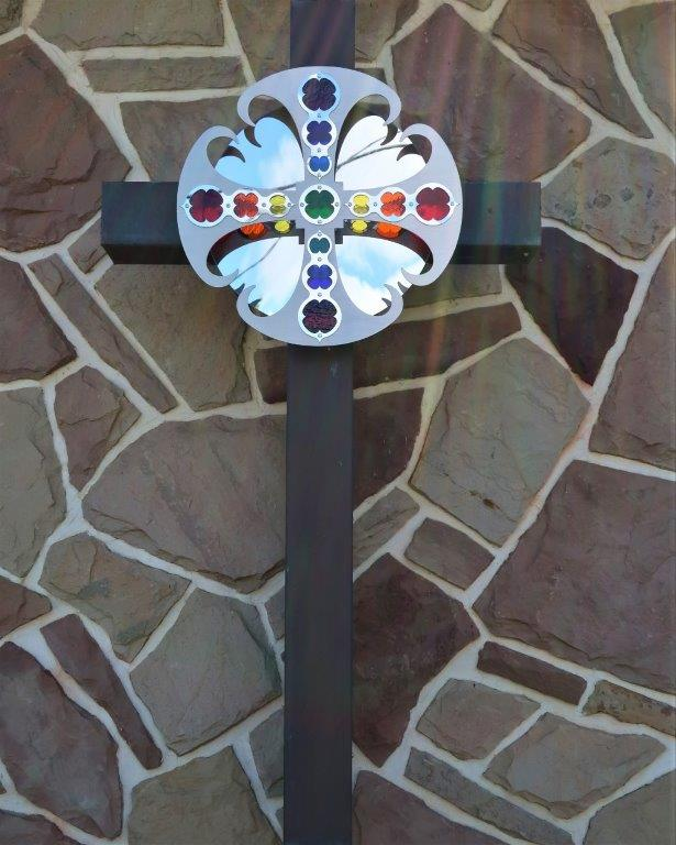 Sarah Cowley - Artist -Anglican Church Cross