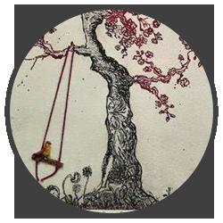 Sarah Cowley - Artist -Annabelle's Swing