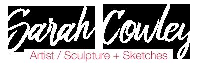Sarah Cowley artist logo