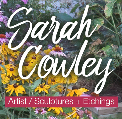 Sarah Cowley artist - header