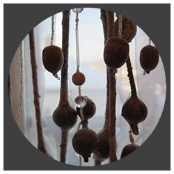 Sarah Cowley - Artist -Window Screen